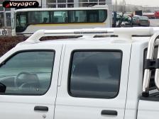 MAXPORT ROOF RAIL-WHITE