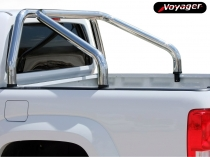 DELUXE CHROME ROLLBAR