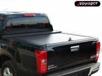 ROLL-ON ALUMINUM RETRACTABLE TONNEAU COVER