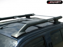 MAXPORT ROOF RAIL-GRAY
