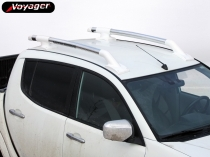 MAXPORT ROOF RAIL-WHITE